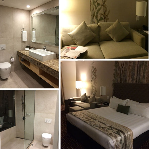 Perth Scarborough Rendezvous room
