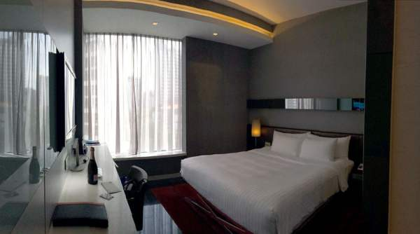 Quincy Hotel - Room Pano 2