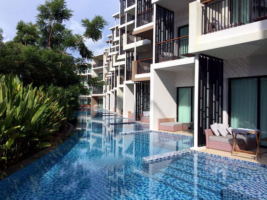 Unwinding in Holiday Inn Phuket Mai Khao Resort