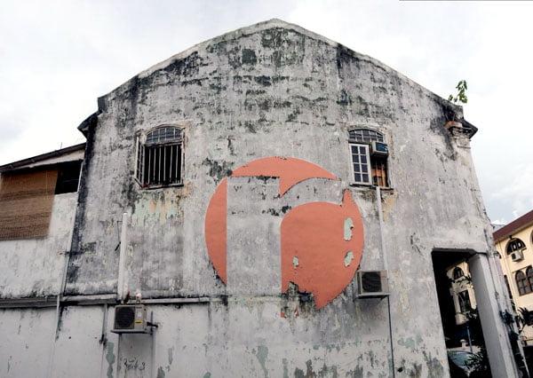 Singapore Street Art - Aliwal r