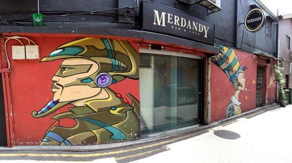 Singapore Street Art - Jaba Merdandy