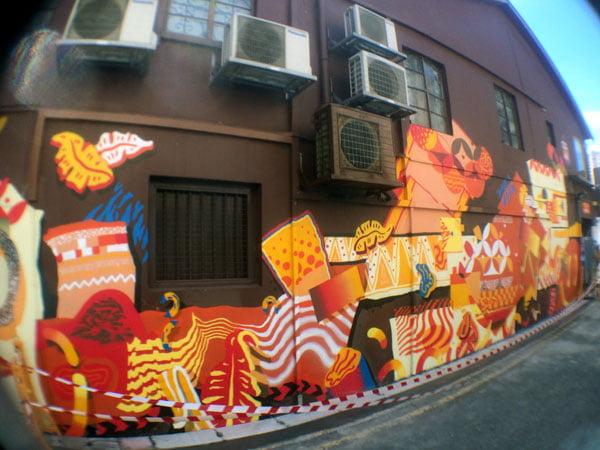 Singapore Street Art - sheryo-theyok 1