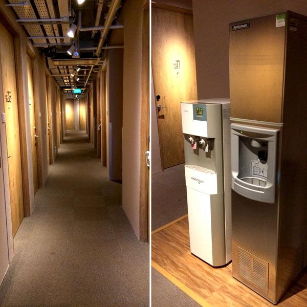 Big Hotel - Corridor