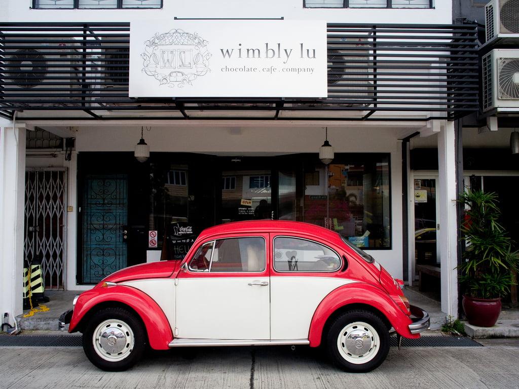 Singapore Cafe – Wimbly Lu