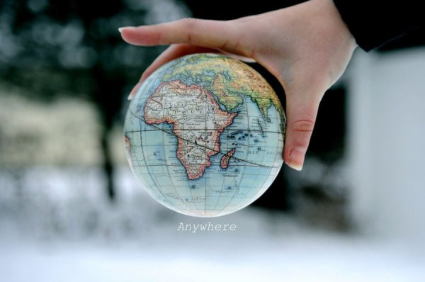 Travel at Home - Globe