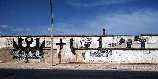 Portugal - Lagos Street Art bokel-perreira 2