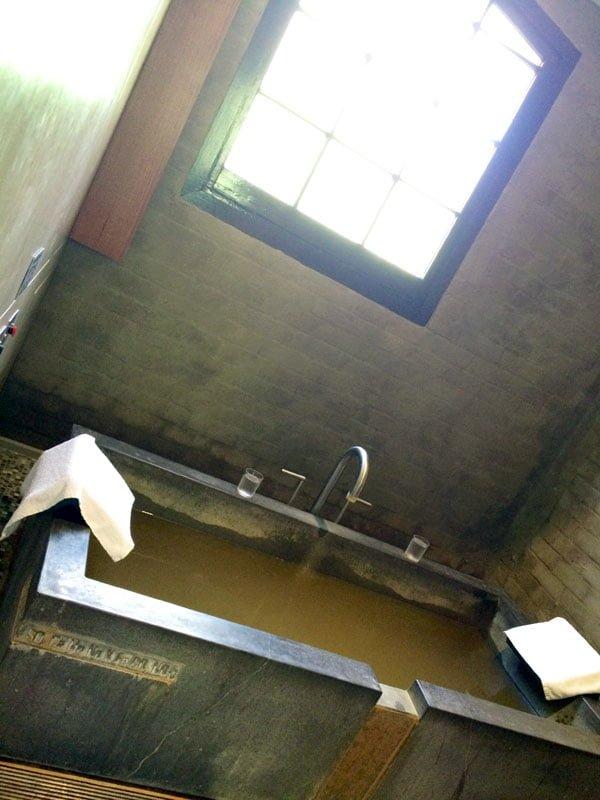 Daylesford Hepburn Bathhouse Bath
