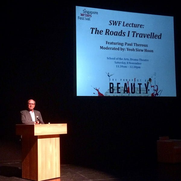 SWF2014 - Paul Theroux