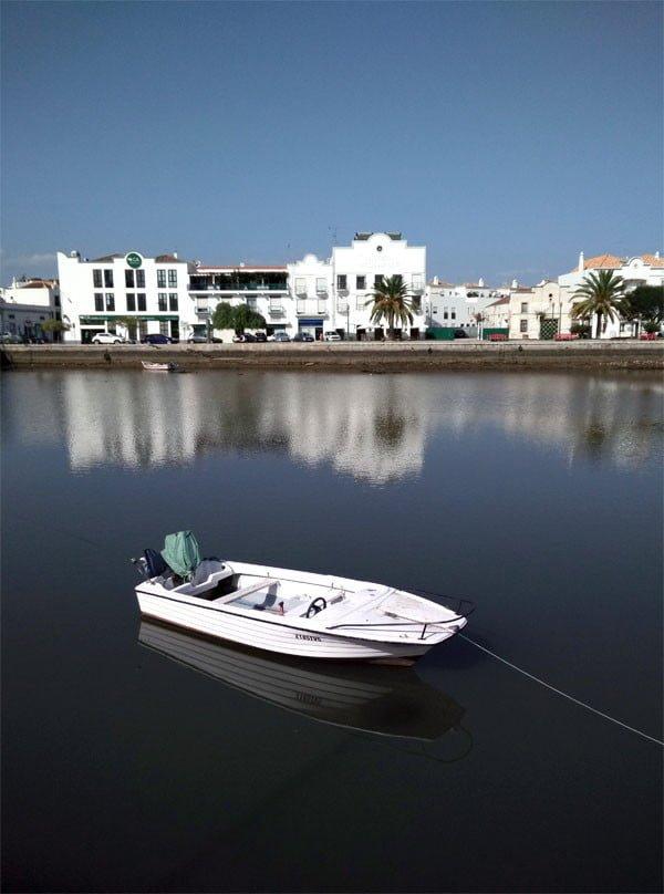 Portugal - Tavira River Gilao Reflective