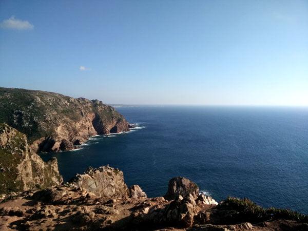 Portugal - Cabo da Roca Coastline