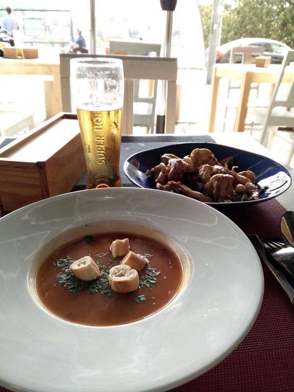 Portugal - Porto Lunch Soup