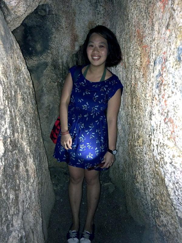 Hong Kong Cheung Chau - Cheung Po Tsai Cave Tunnel