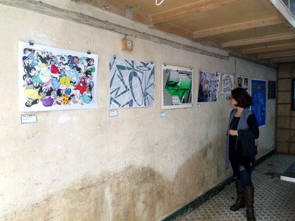 Hong Kong Street Art - HKwalls Gallery