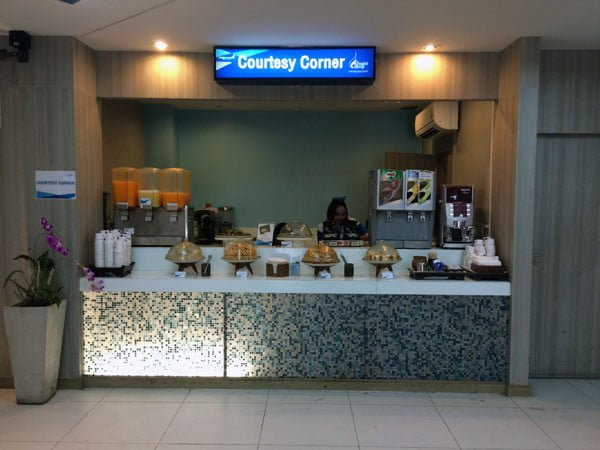 Koh Samui - Bangkok Airways Free Food