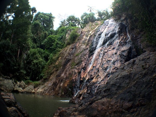Koh Samui - RNavigator Namuang Waterfall