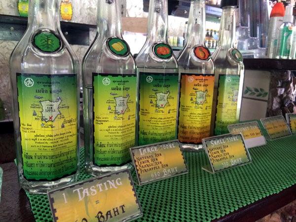 Koh Samui - RNavigator Rum