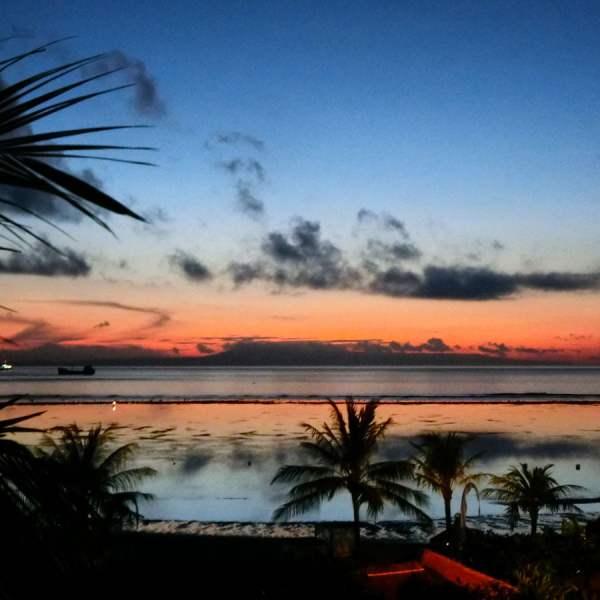 Bali Grand Mirage Resort Sunrise