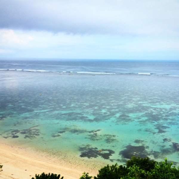 Bali Samabe Beach Noon