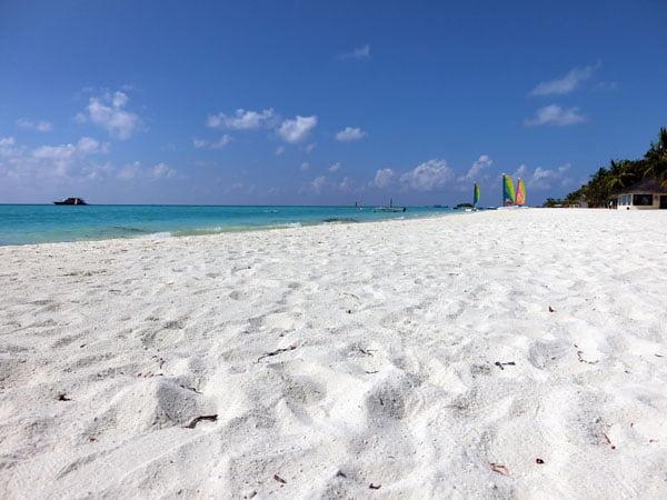 Club Med Kani Maldives Beach White Sand