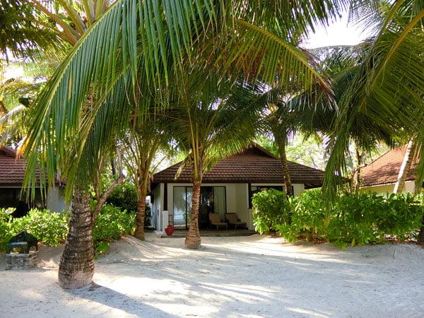 Club Med Kani Maldives Deluxe Room Balcony