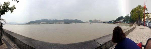 Macau Coloane Panorama