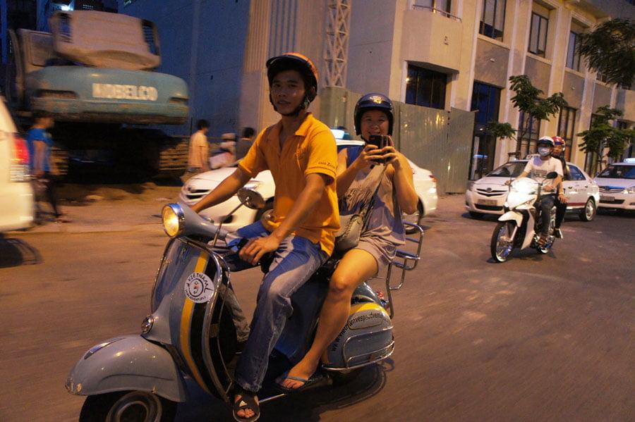 Vietnam Ho Chi Minh Vespa Adventure