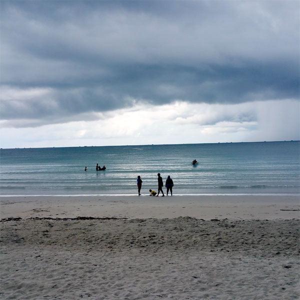 Bintan Beach Horizon