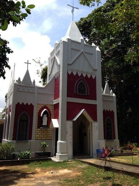 Bintan Grotto Santa Maria Chapel