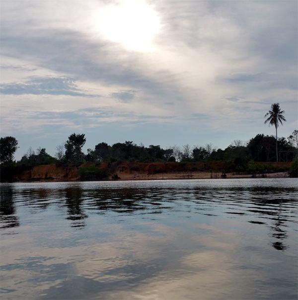 Bintan Mangrove Sunset