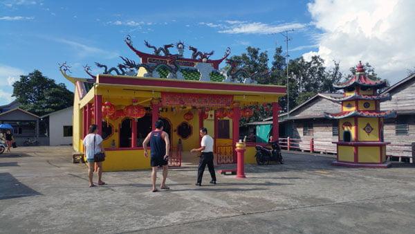 Bintan Senggarang Temple