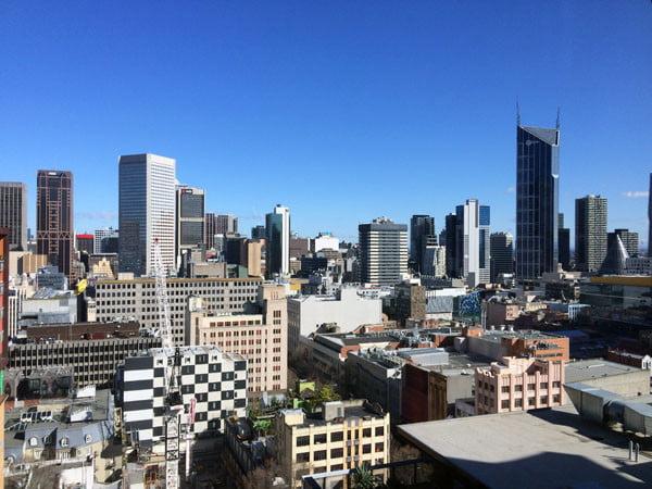 Melbourne Citadines Skyline