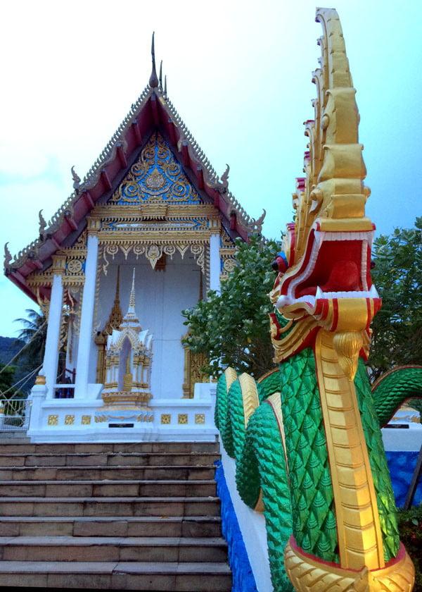 Phuket Wat Suwankiriket Temple