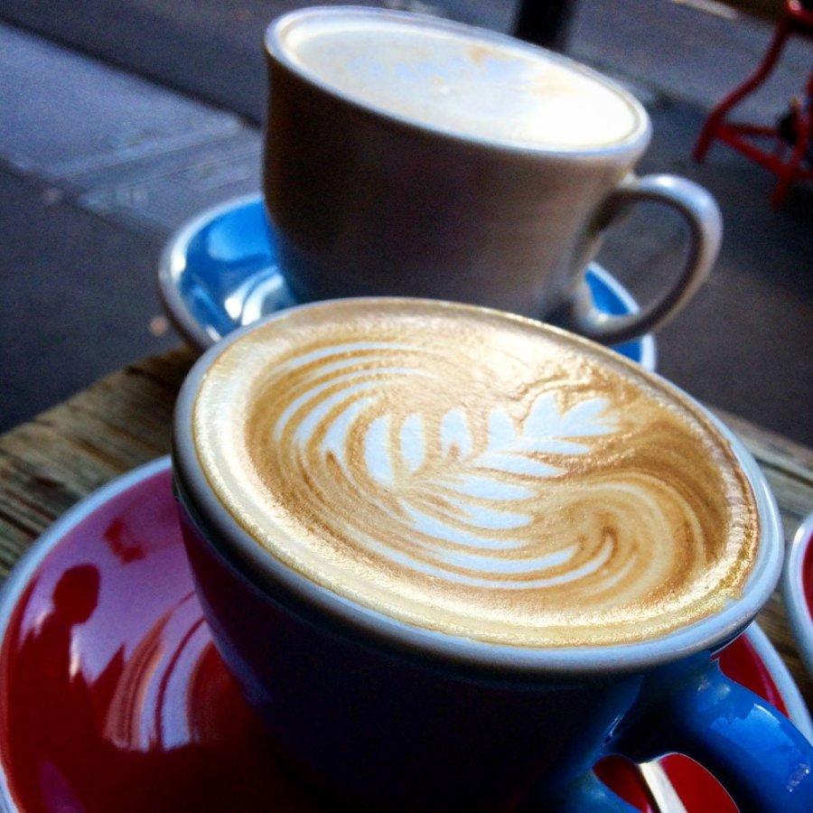 Melbourne Flipboard Cafe Coffee Flat White
