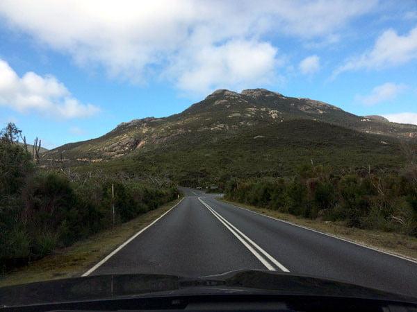 Gippsland Wilsons Promontory Driving