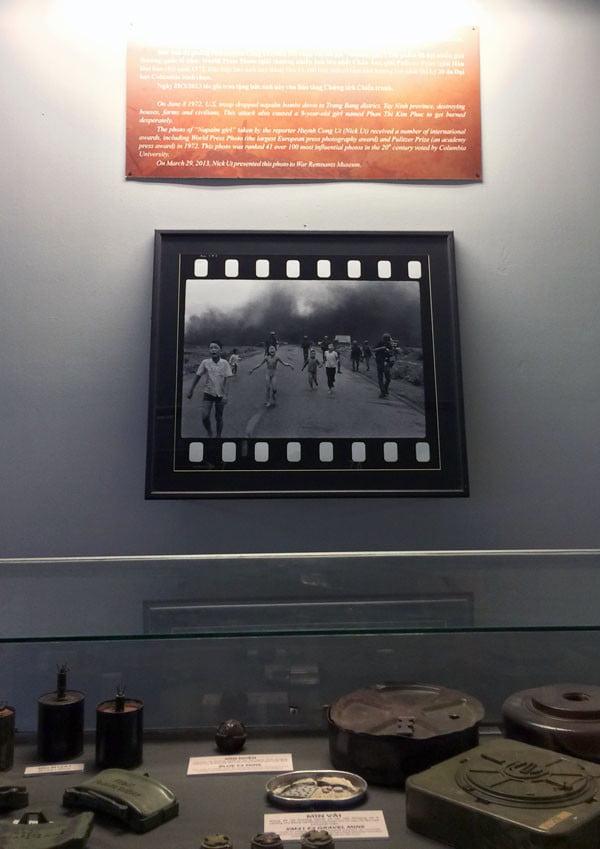 Vietnam Ho Chi Minh War Remnants Museum Photo