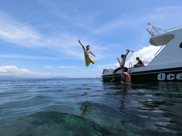 Bali Casio Snorkling Jumpshot K