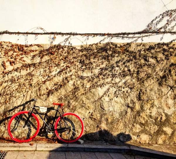 Seoul Bukchon Hanok Bicycle