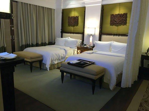 Bali St Regis Beds