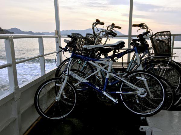 Shimanami Kaido - Ferry Sunset