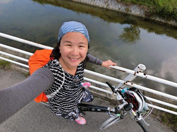 Shimanami Kaido - Me and Bike