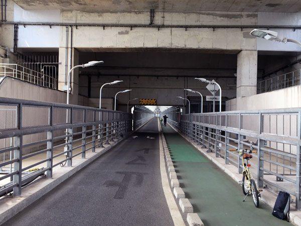 Shimanami Kaido - Mukaishima Innoshima Bridge