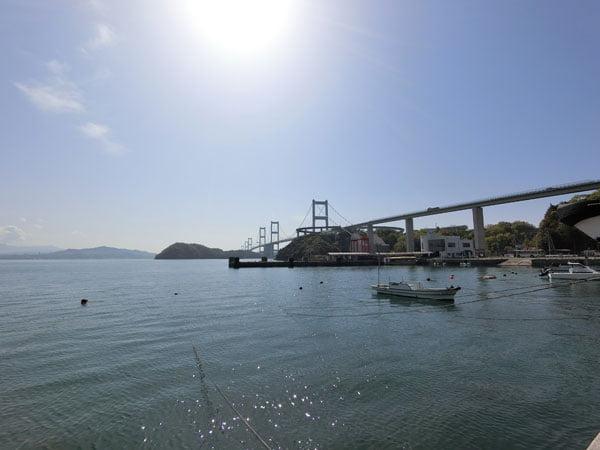Shimanami Kaido - Oshima Kurushima Kaikyo Bridge