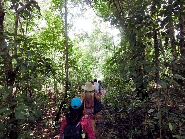 Flores Cunca Wulang Trek Trail