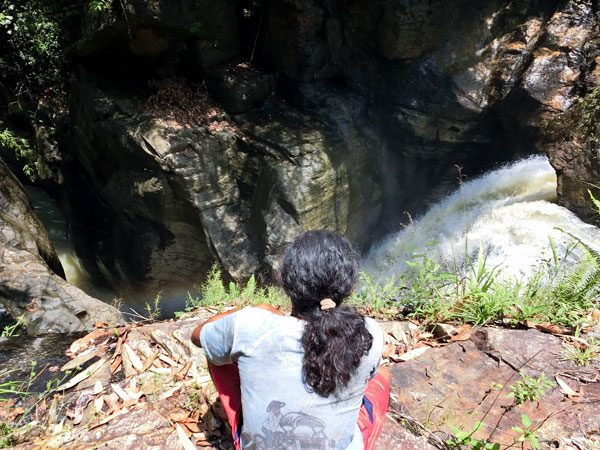 Flores Cunca Wulang Waterfall Top Guide