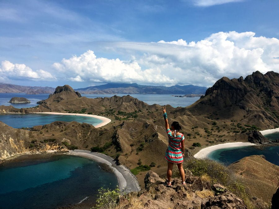 Komodo Padar Beaches V