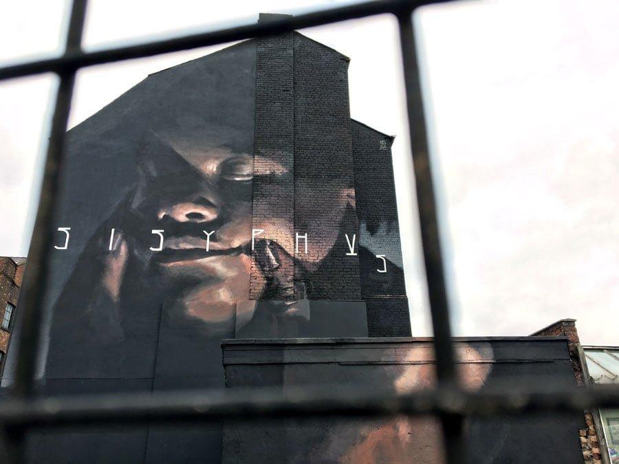 Manchester Street Art Axel Void