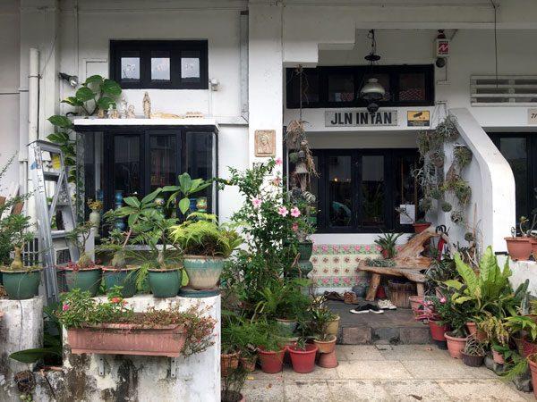 Intan Entrance