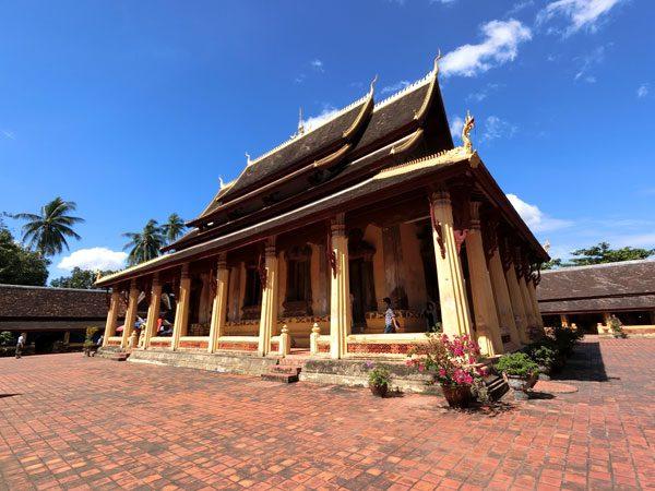 Laos Vientiane Sisaket