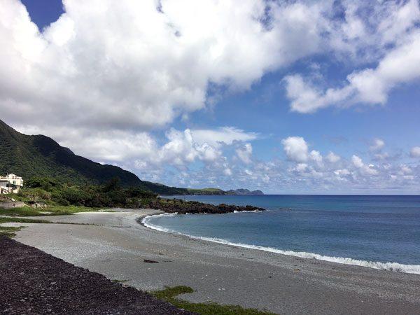 Taiwan Lanyu Badaiwan Beach