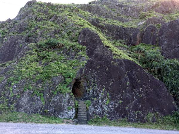 Taiwan Lanyu Tunnel